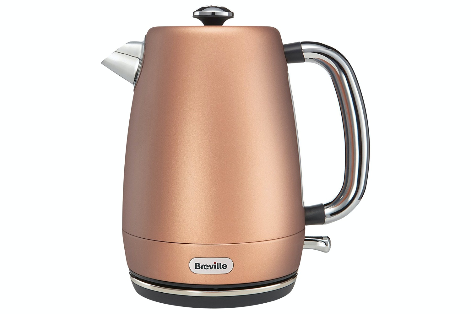 Breville Strata 1.7L Luminere Kettle | Rose Gold