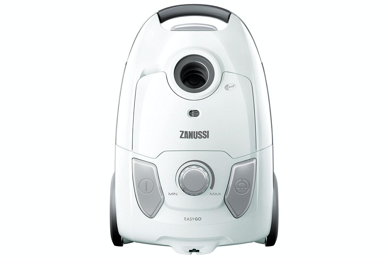 Zanussi Easy Go Bagged Cylinder Vacuum Cleaner | ZAN4100IW