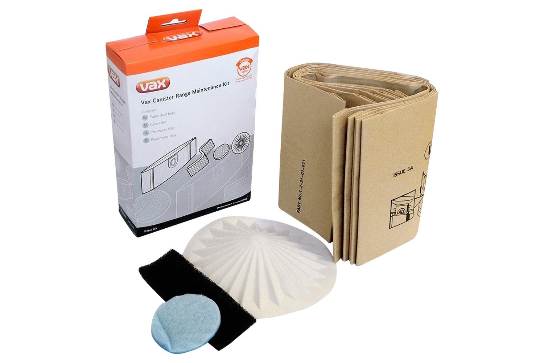 Vax Genuine Canister Range Maintenance Kit | 1112540100