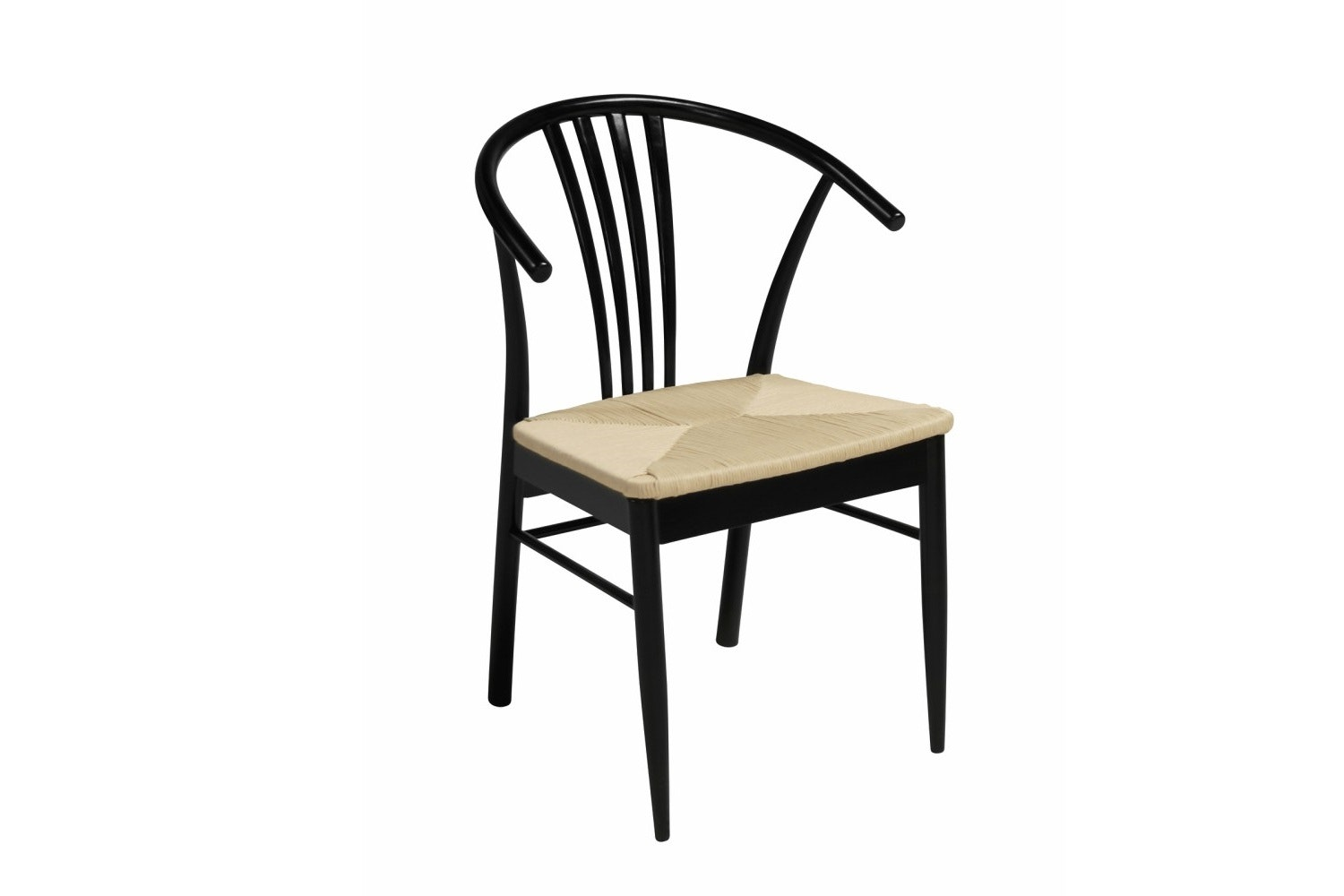 Lisbett Dining Chair | Black