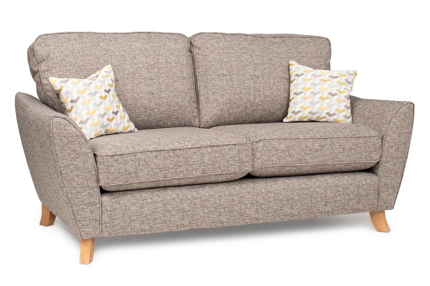 Joanna 3 Seater Sofa | Colour & Back Options