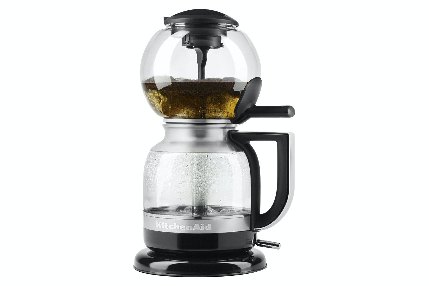 KitchenAid Siphon Brewer Coffee Machine | Onyx Black