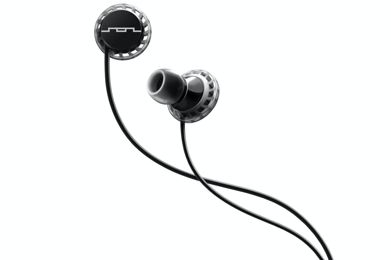 Sol Republic Relays Sport In Ear Headphones | Black