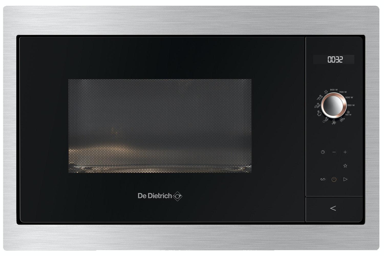 De Dietrich Built In 38cm Compact Solo Microwave | DME7121X