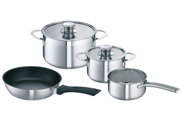 Bosch Induction Pan Set | HEZ390042