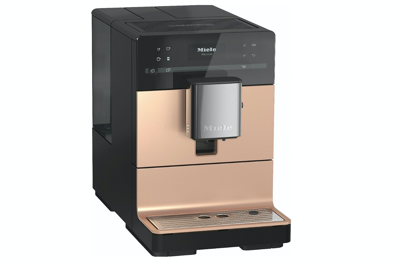 Miele CM 5500  Countertop coffee machine   with OneTouch for Two for perfect coffee enjoyment