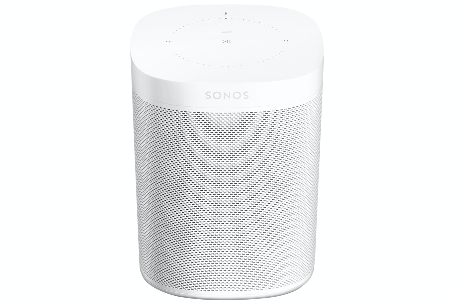 Sonos One Smart Speaker | White
