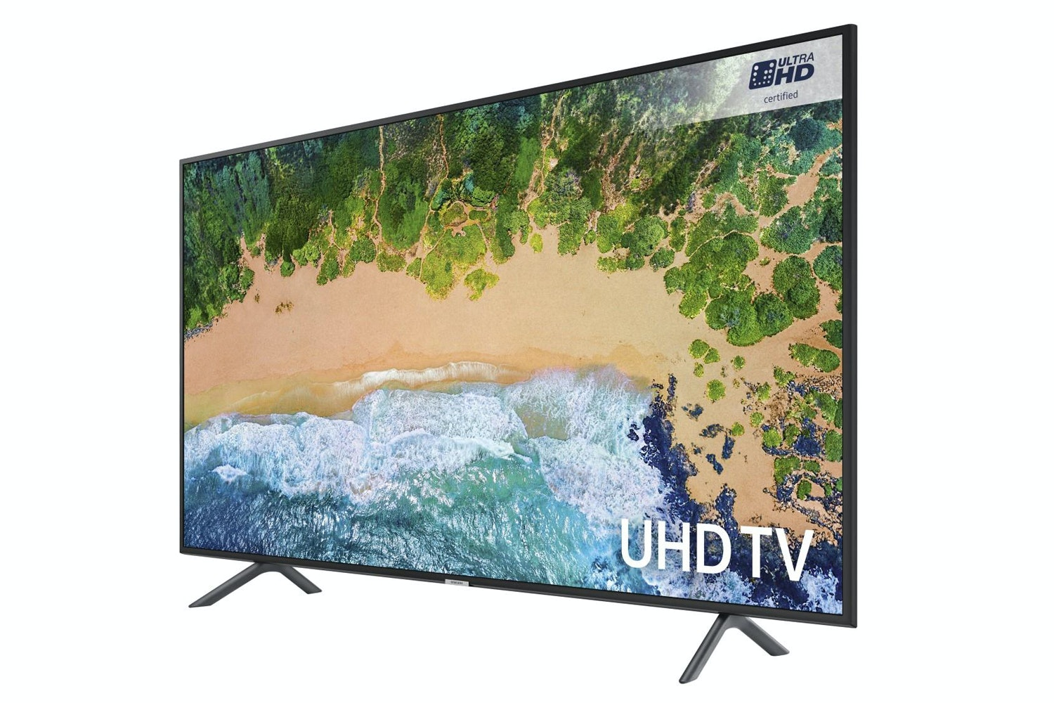 "Samsung 75"" 4K Ultra HD TV 