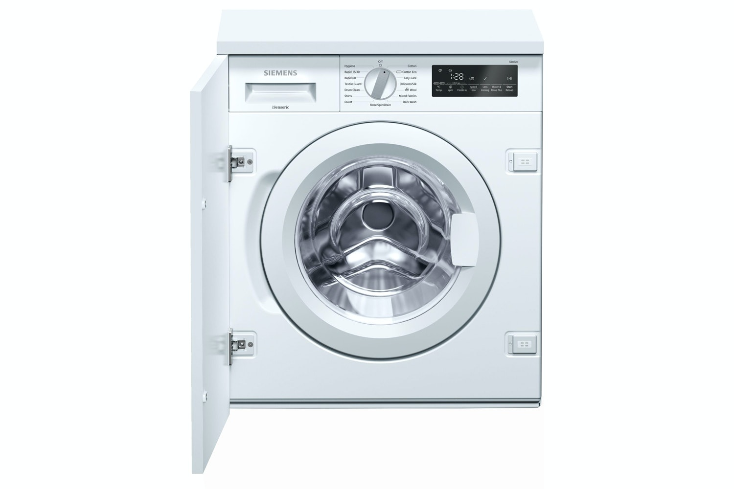 Siemens iQ700 8kg Built In Washing Machine | WI14W500GB