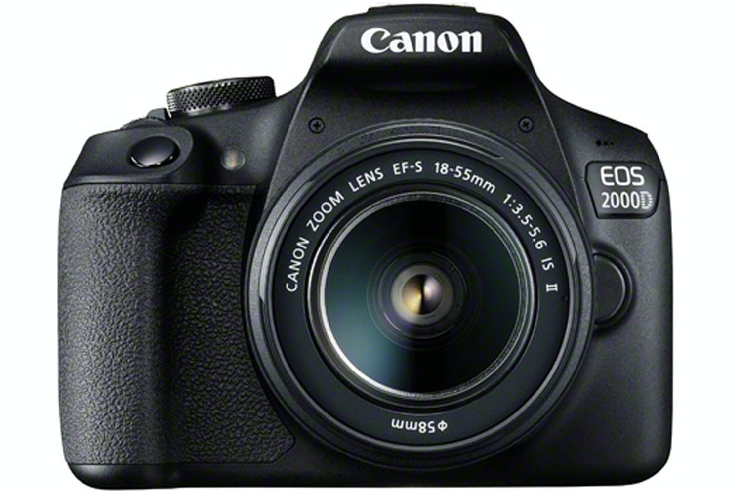 Canon EOS 2000D | 18-55mm IS II Lens