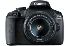 Canon EOS 2000D EF-S 18-55mm IS II Lens Kit