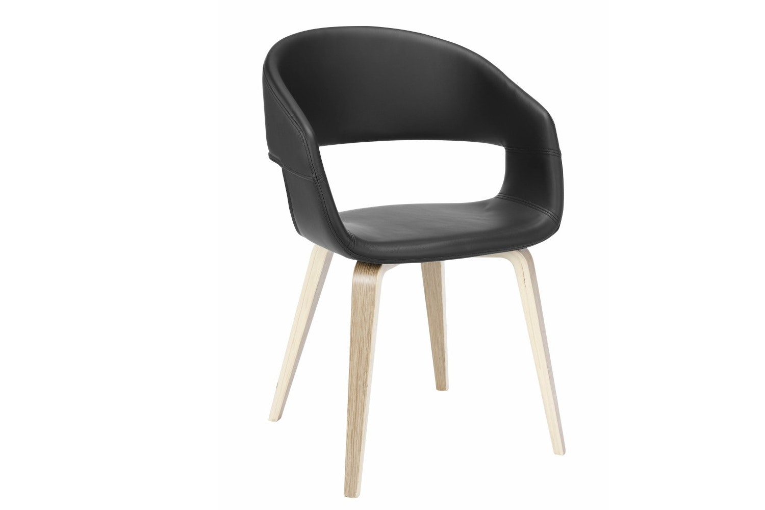 Davy Dining Chair | Black