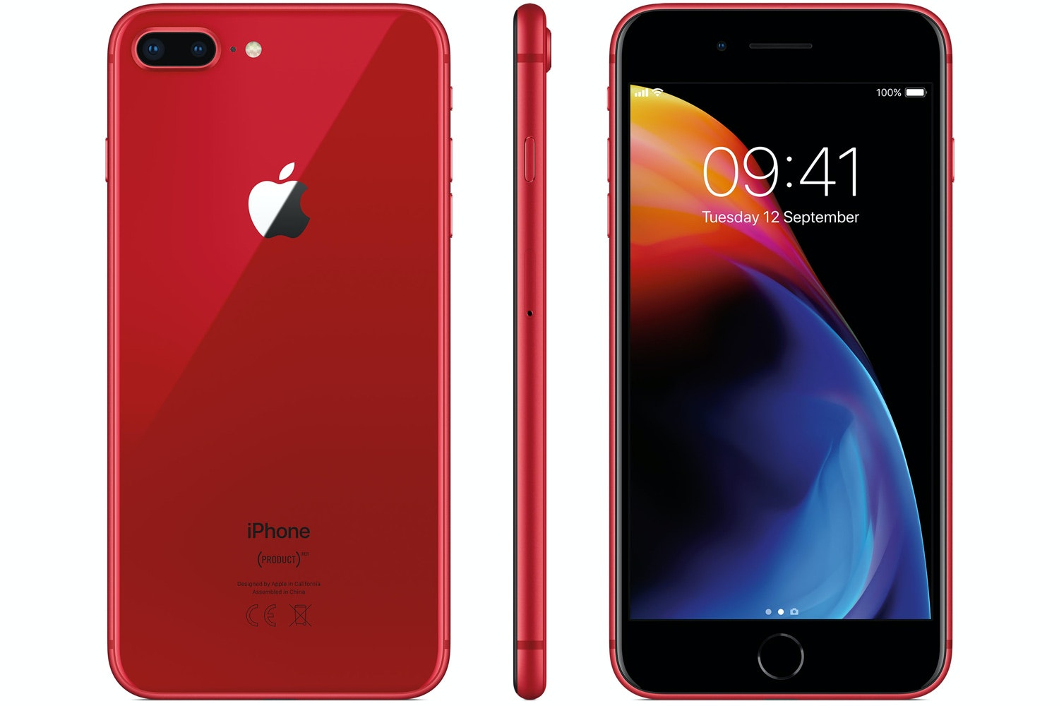 iPhone 8 Plus (PRODUCT)Red Special Edition 64GB