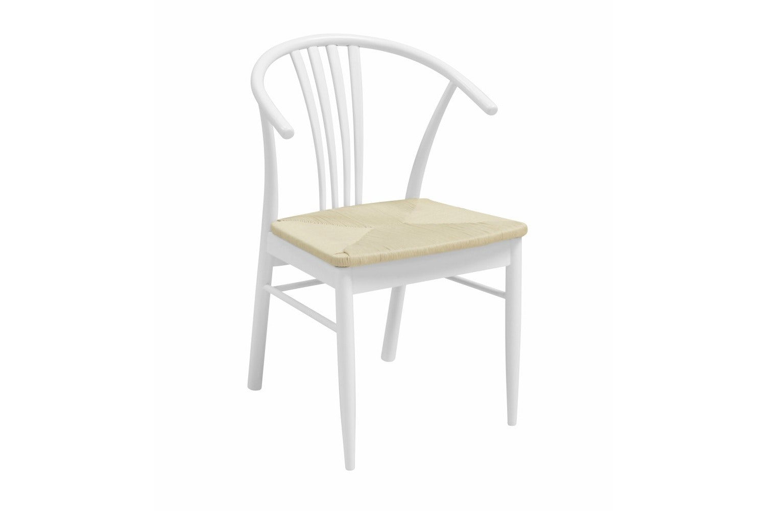 Lisbett Dining Chair | White