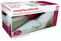 Morphy Richards Heated Double Underblanket | 600114