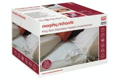 Morphy Richards King Washable Heated Underblanket | 600115
