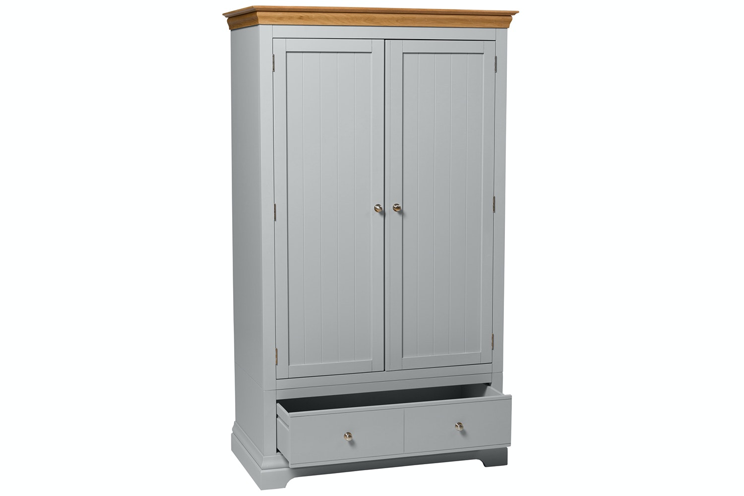 Ascott Wardrobe 2 Door | Colourtrend