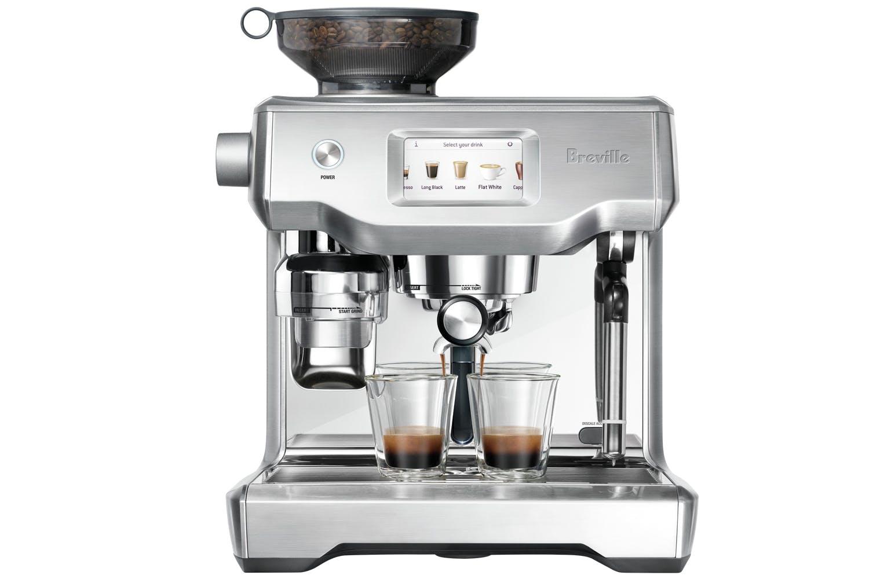 Breville Barista Touch Coffee Machine Bes880bss