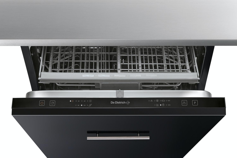 De Dietrich 60cm Fully Integrated Dishwasher | 14 Place | DVH1444J