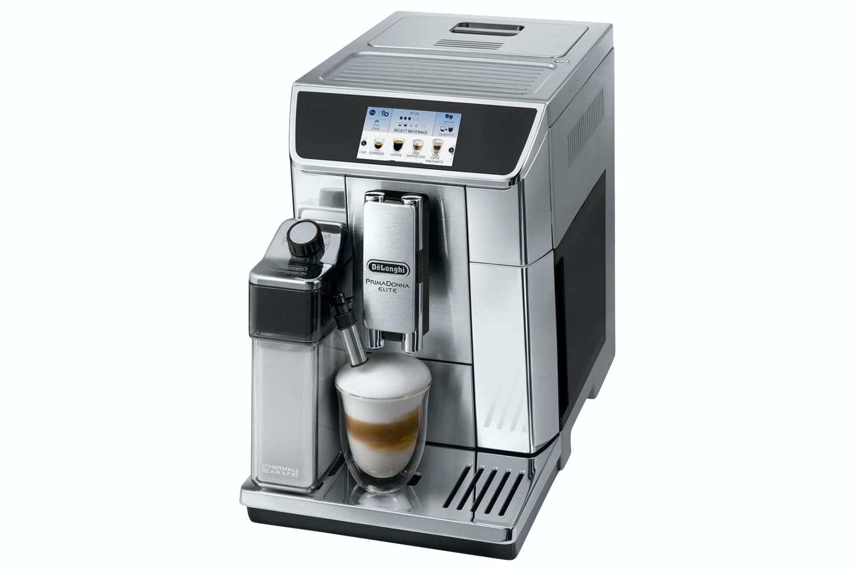 DeLonghi Primadonna Elite Experience Coffee Machine | ECAM65085MS