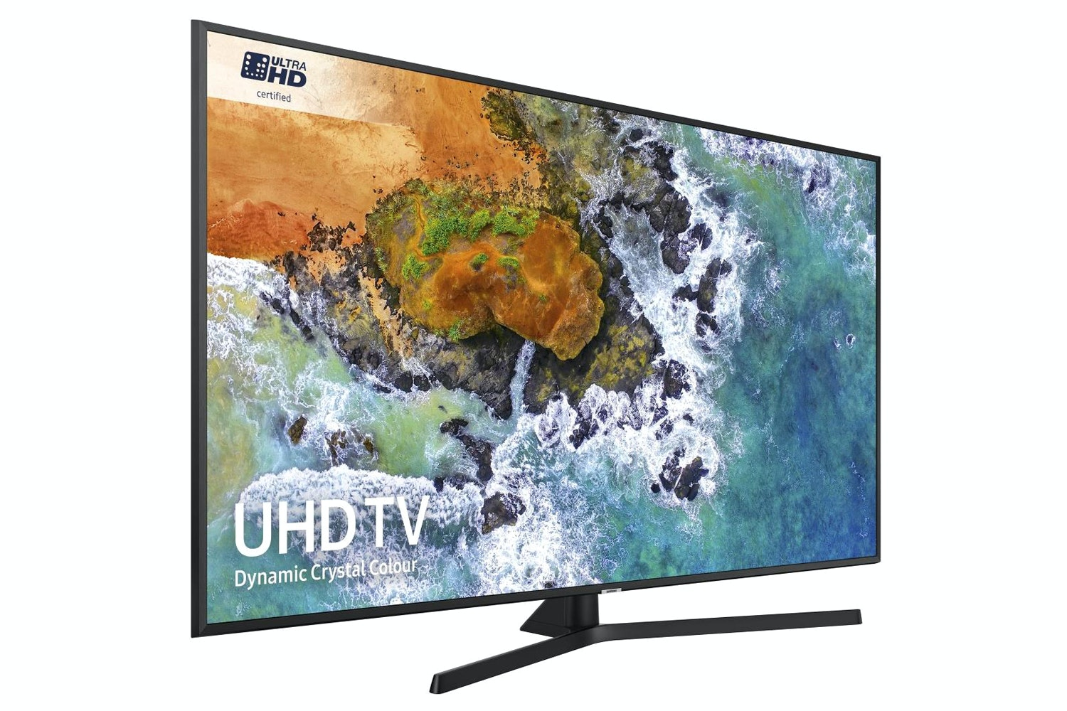 "Samsung 55"" 4K UHD Smart TV 