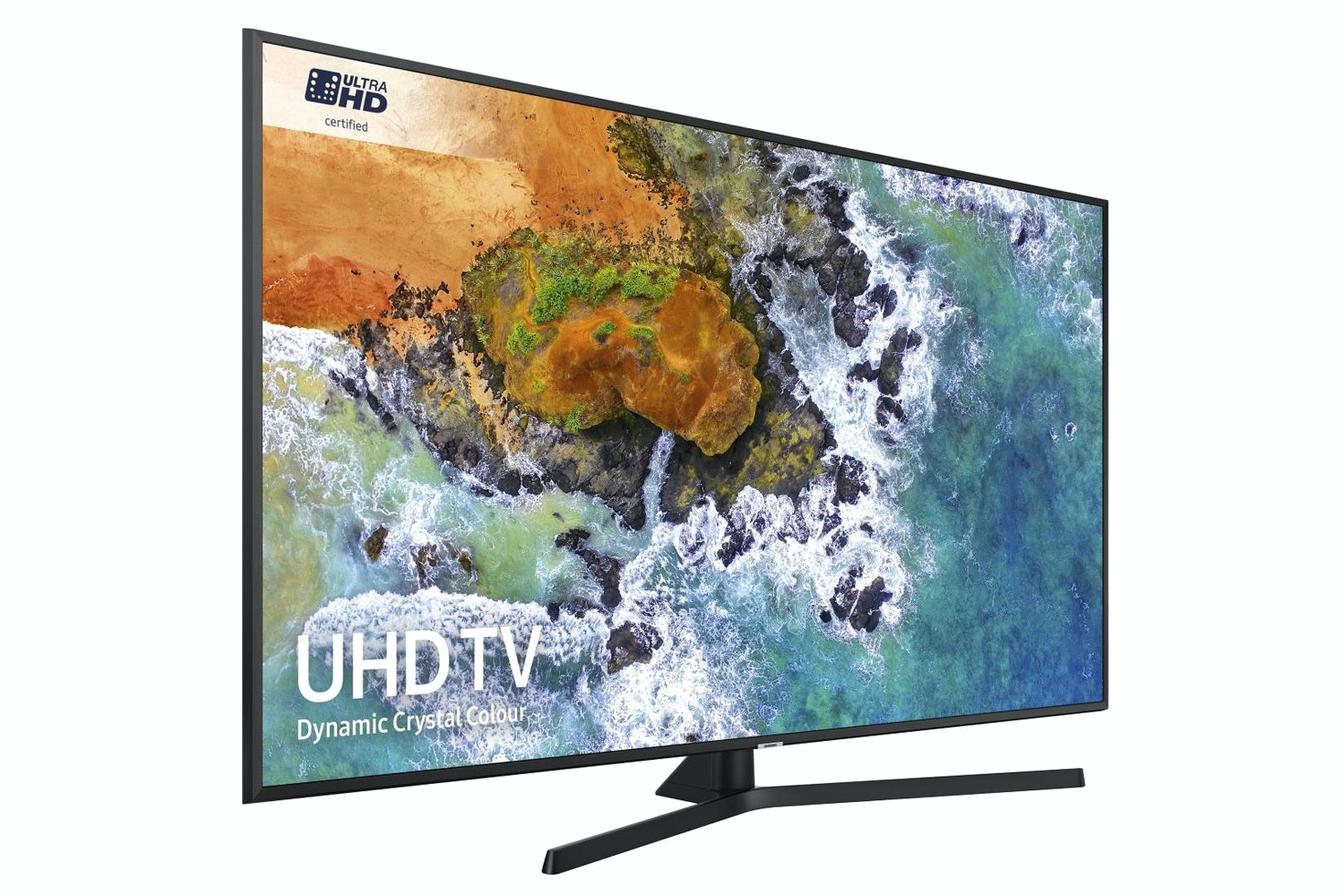 "Samsung 65"" 4K UHD HDR Smart LED TV 