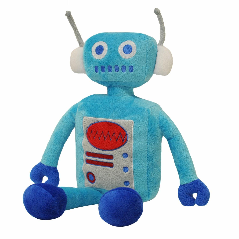 Robot Plush Toy