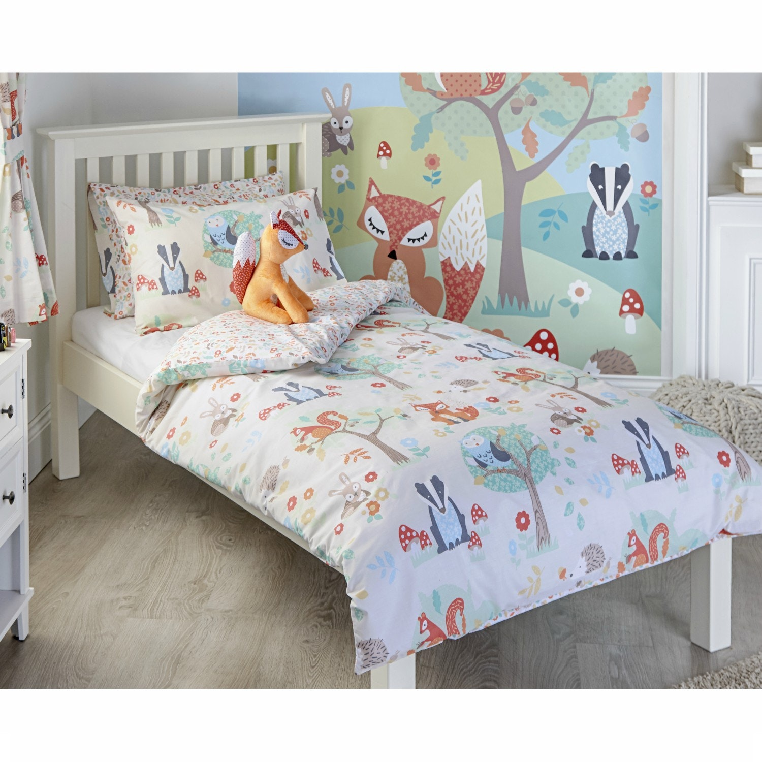 Woodland Double Duvet Set