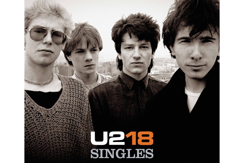 U2 U218 Singles Vinyl LP