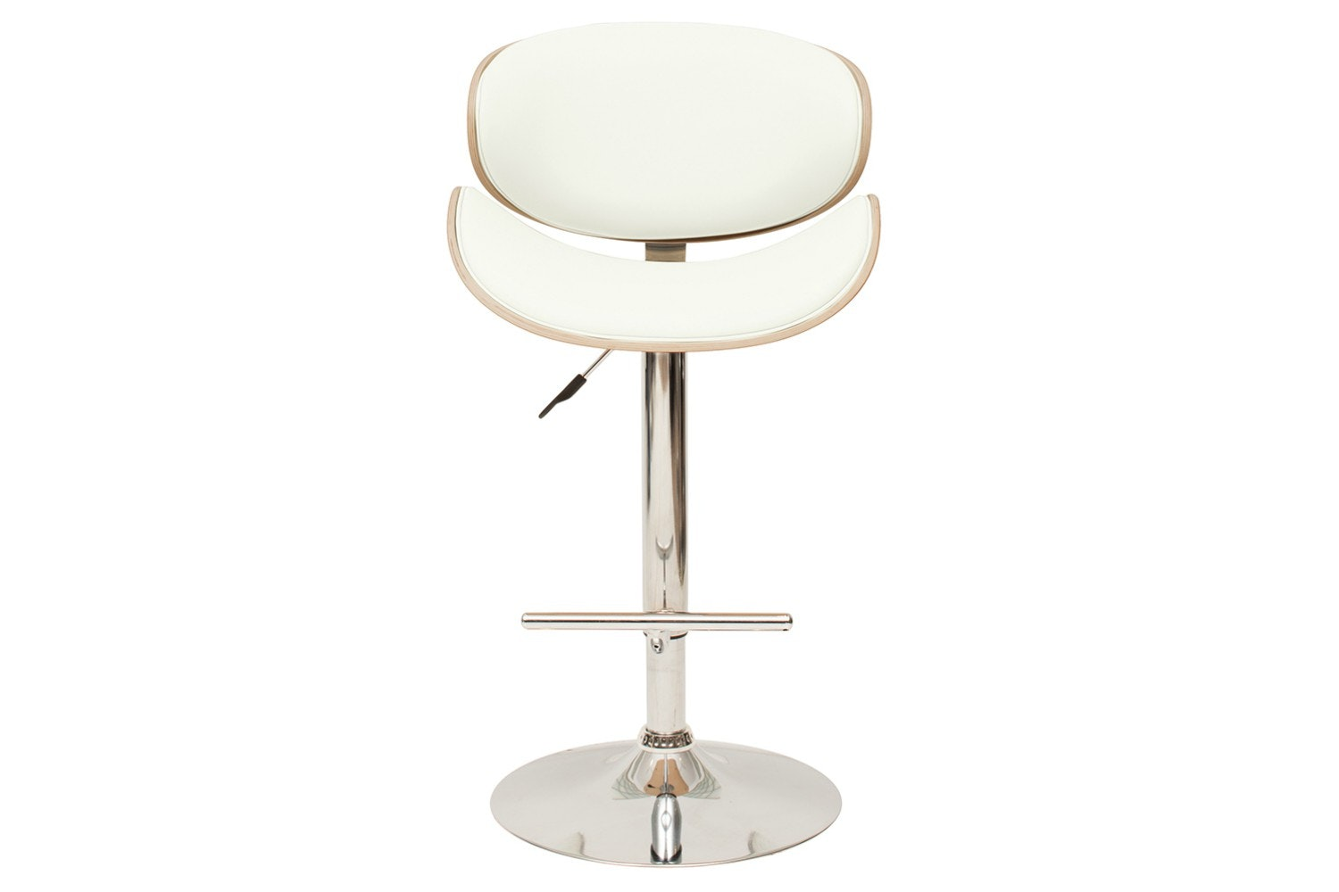 Lina Bar Stool White