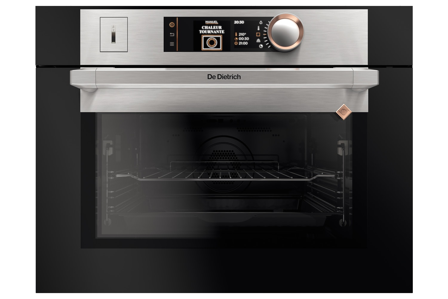 De Dietrich Built In Multifunction Pyrolytic Steam Oven | DKS7580X