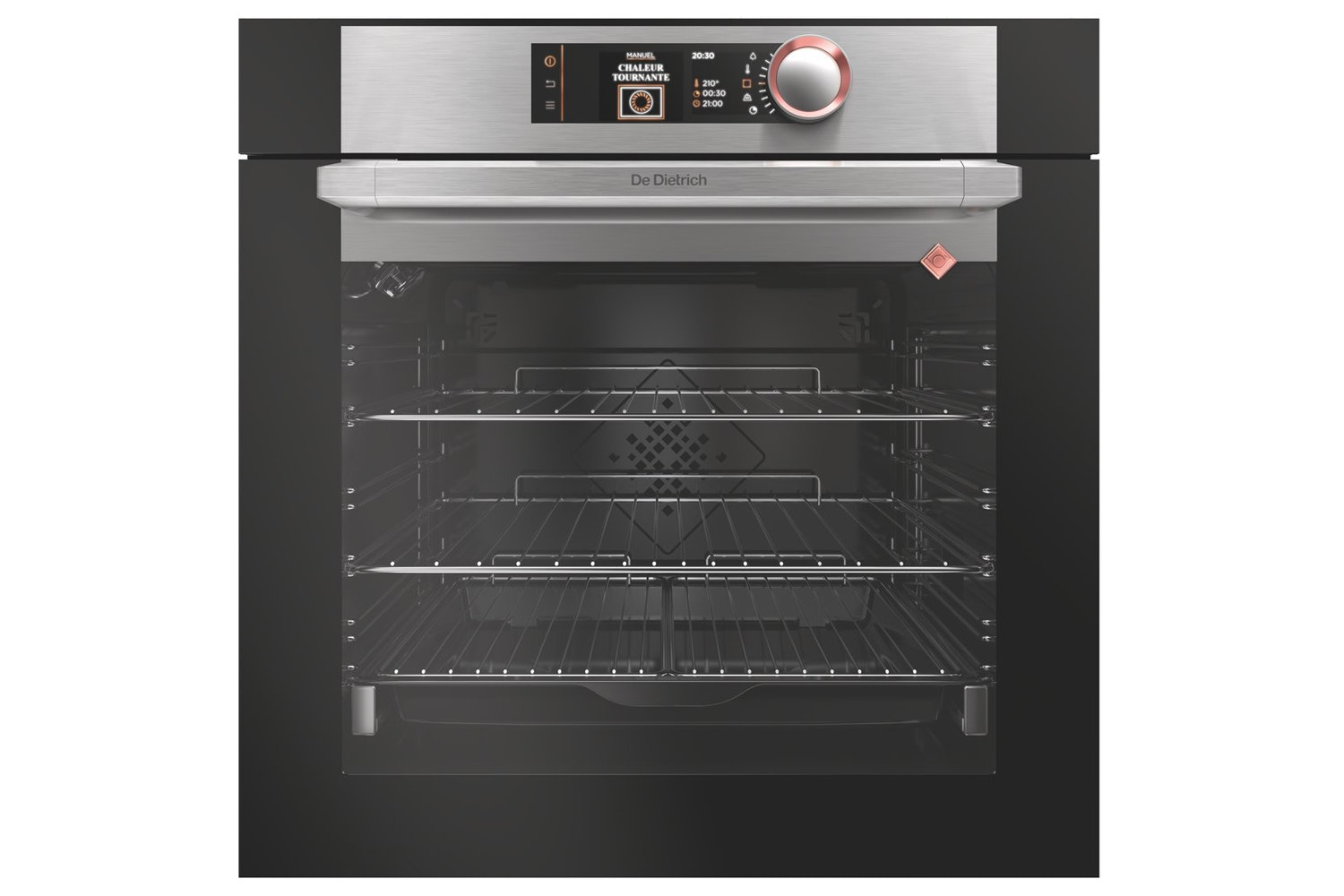 De Dietrich Built In Multifunction Pyrolytic Steam Oven | DOS7585X