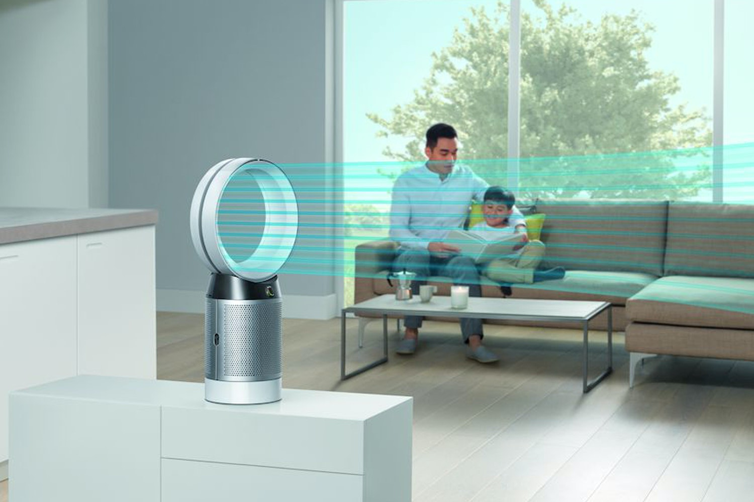 Dyson Pure Cool Desk Air Purifier | 310154-01