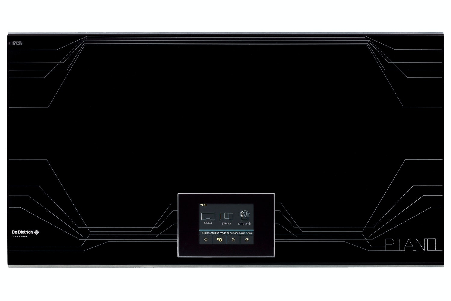 De Dietrich Piano 93cm Induction Hob | DTIM1000C