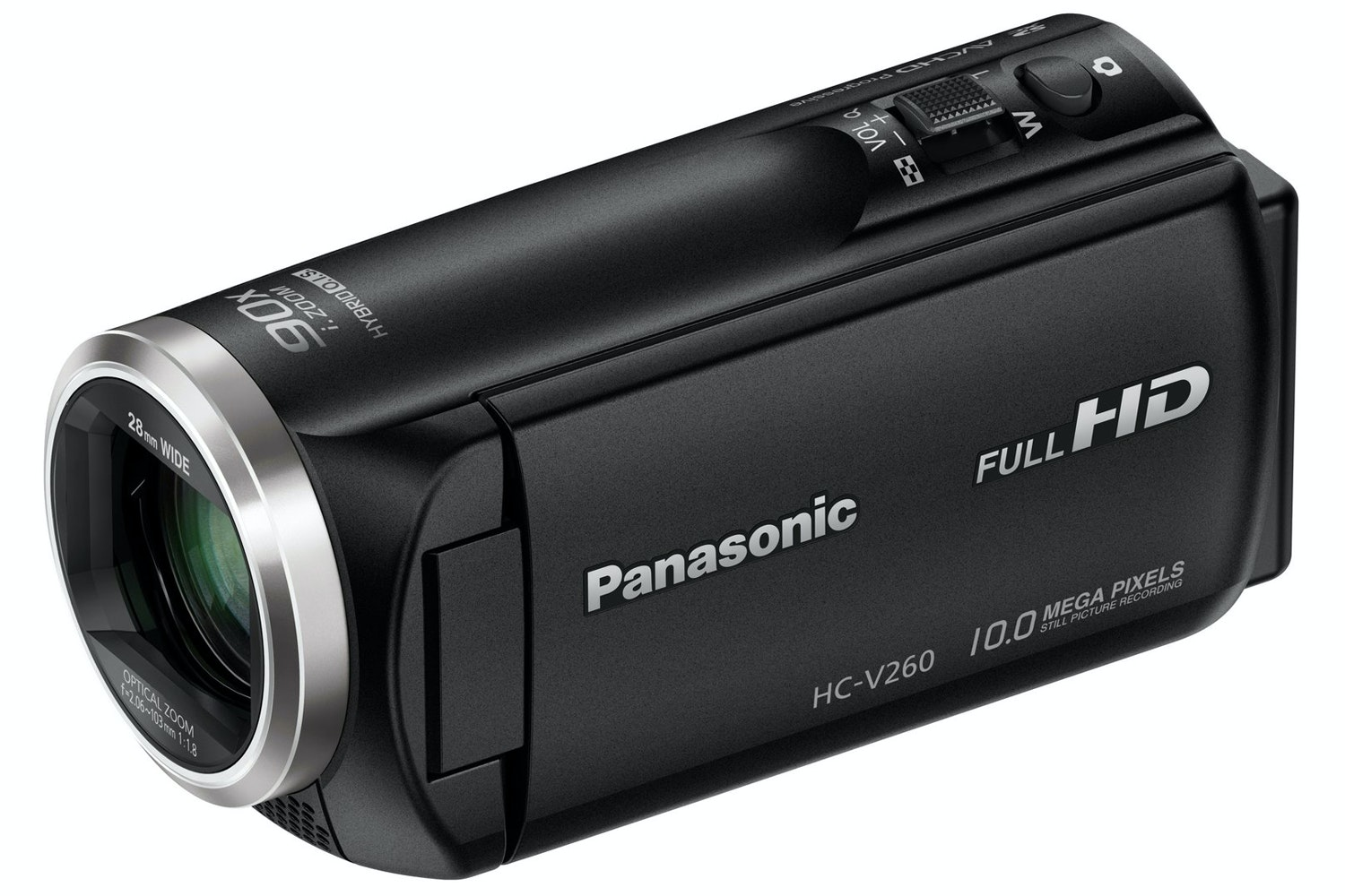 Panasonic HC-V260 Full HD Camcorder