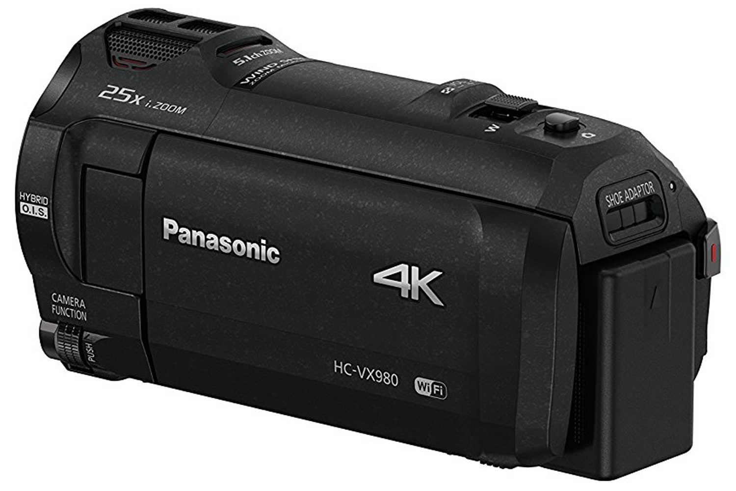 Panasonic HC-VX980 4K Full HD Camcorder | Black
