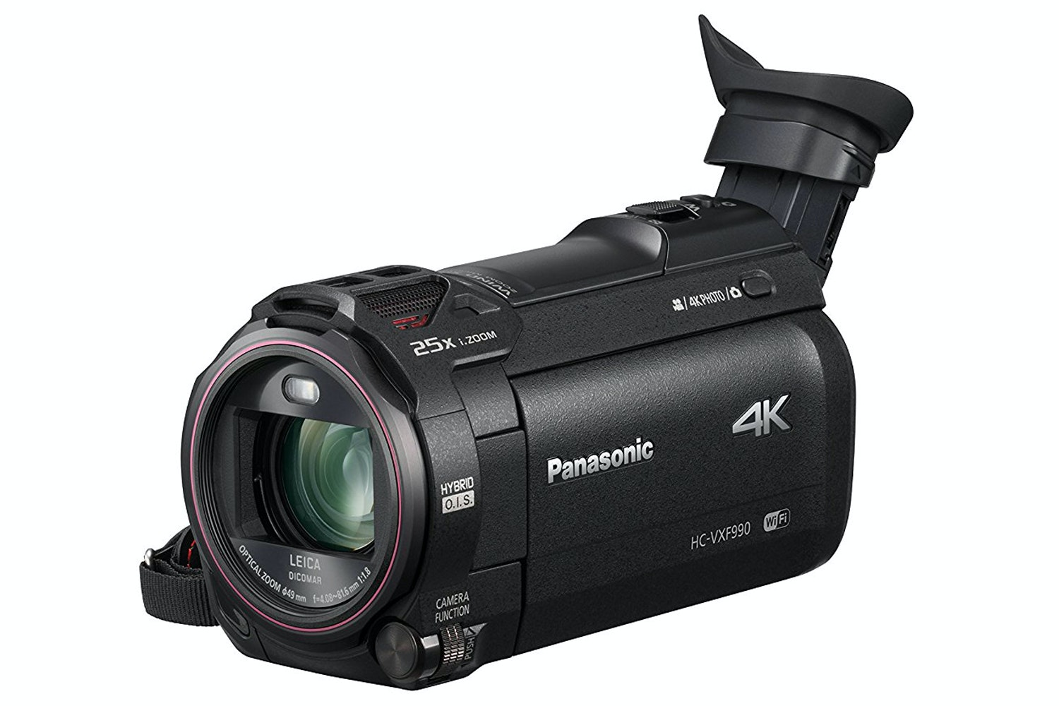 Panasonic HC-VXF990 4K Full HD Camcorder