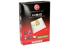 Hoover H60 Vacuum Dust Bag | 4 Pack