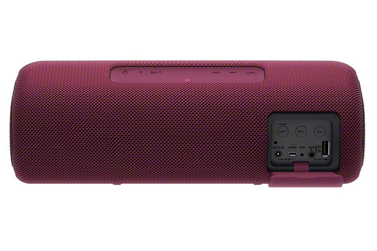 Sony SRSXB41R.EU8 Portable Waterproof Speaker with EXTRA BASS, 24 Hours Battery Life and Lighting Effects