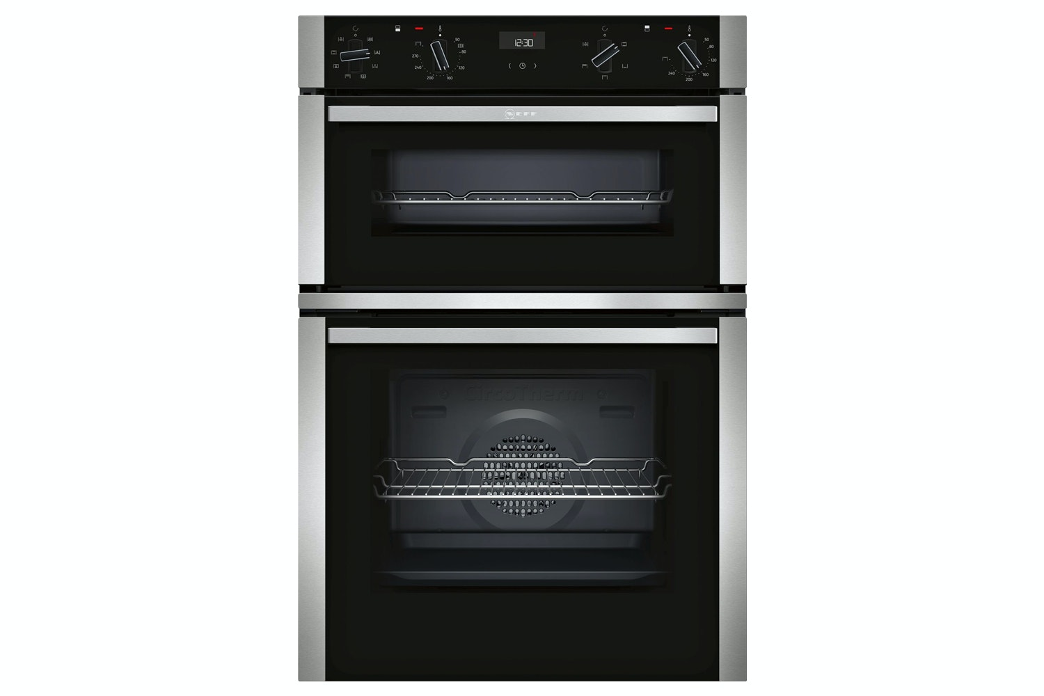Neff Built-in Double Oven | U1ACE2HN0B