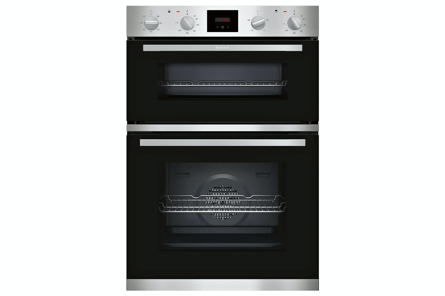 Neff Built-In Double Oven | U1HCC0AN0B