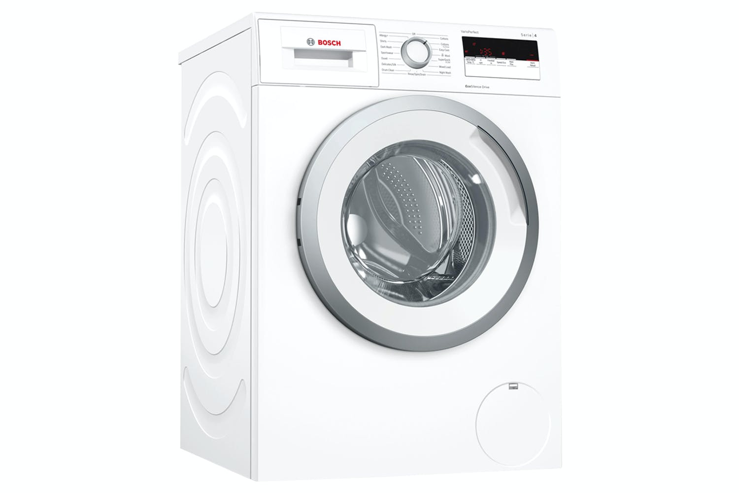 bosch series 4 8kg automatic washing machine wan28108gb. Black Bedroom Furniture Sets. Home Design Ideas