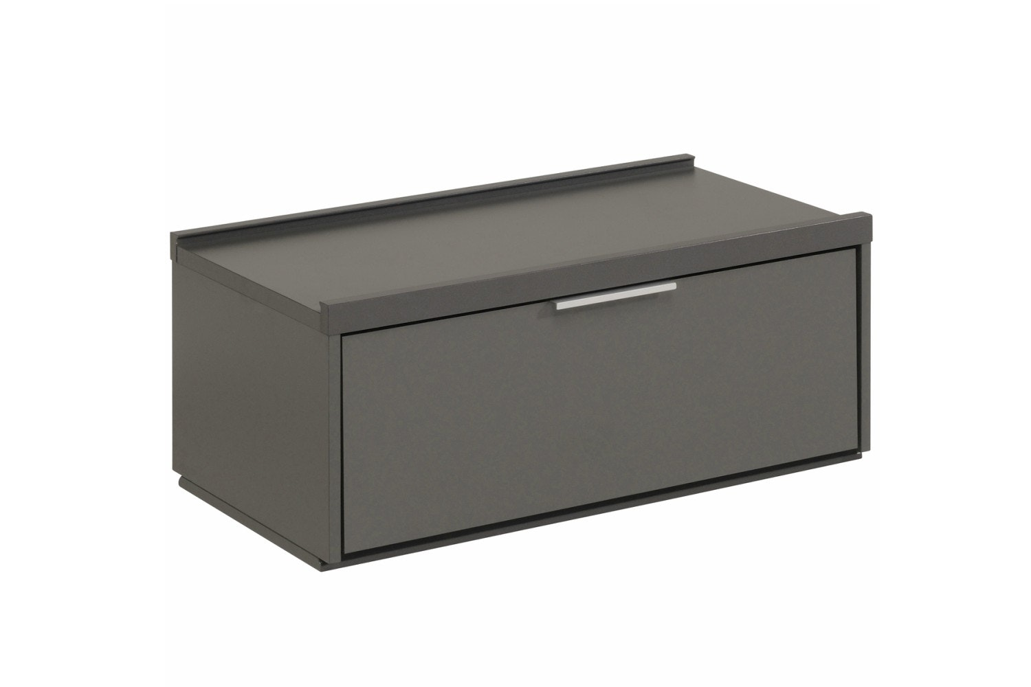 Smart Storage Drawer Unit | Dark Grey | 80cm