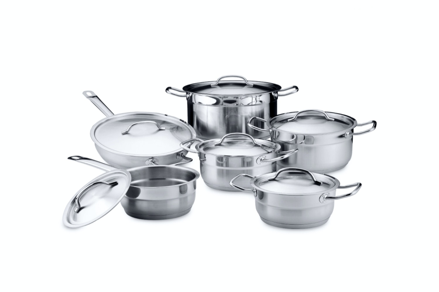 Berghoff Induction Pots | CANDYPOTS