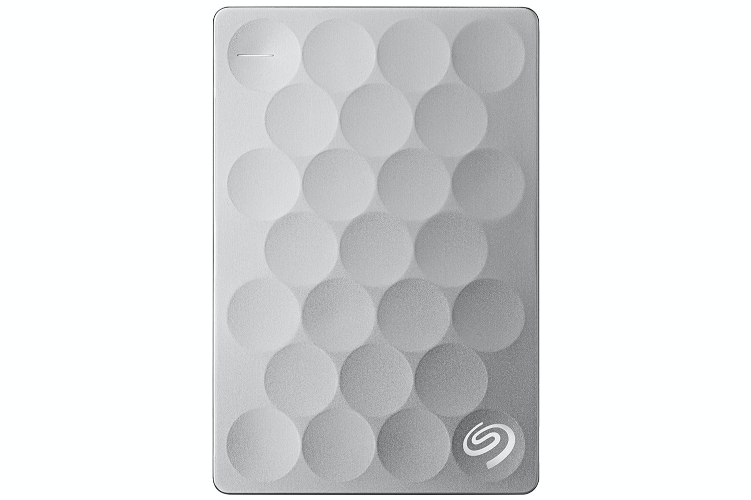 Seagate Backup Plus Ultra Slim Portable Hard Drive | 1TB | Platinum