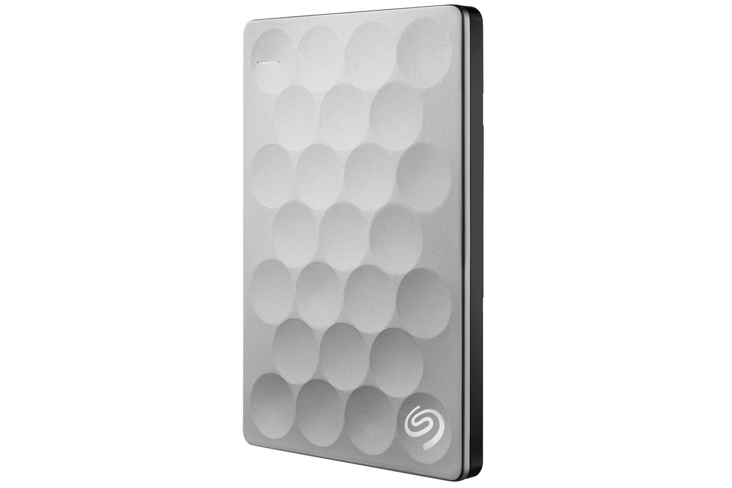 Seagate Backup Plus Ultra Slim Portable Hard Drive | 2TB | Platinum