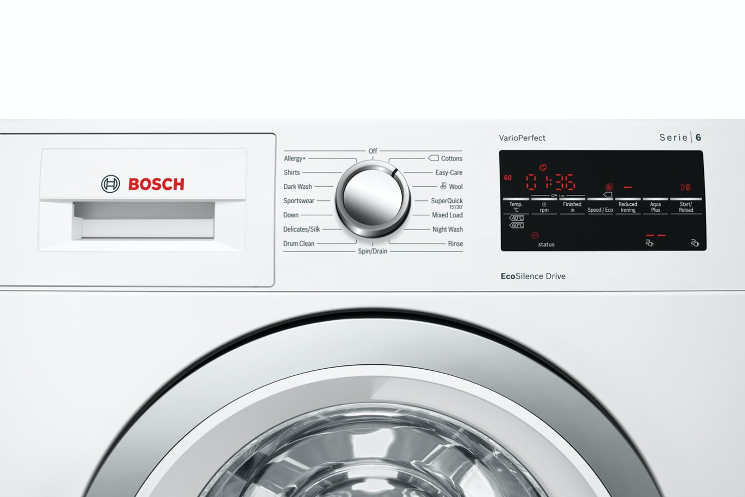 Bosch Series 6 9kg Washing Machine | WAT28463GB