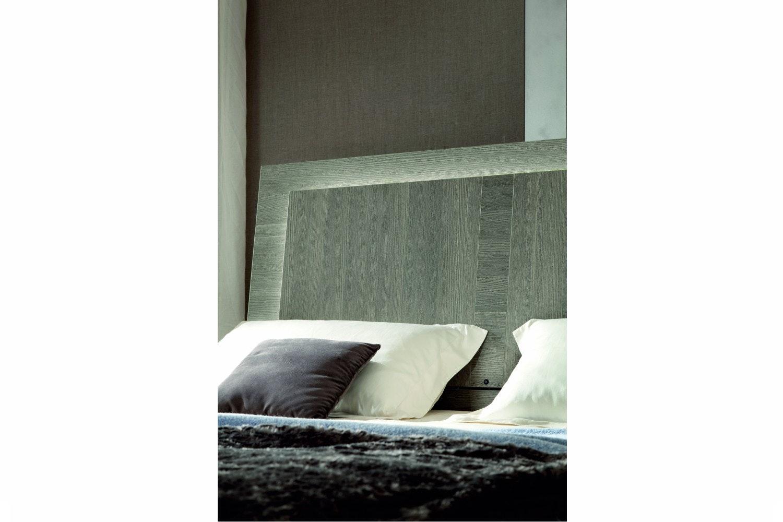 Tivoli Bedframe With Lights | 5ft | Grey Oak