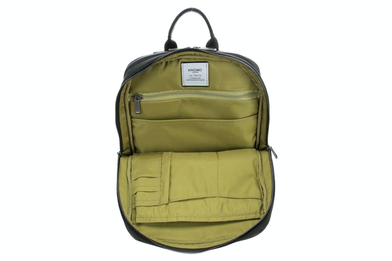 "Knomo Southampton 15.6"" Laptop Backpack | Black"