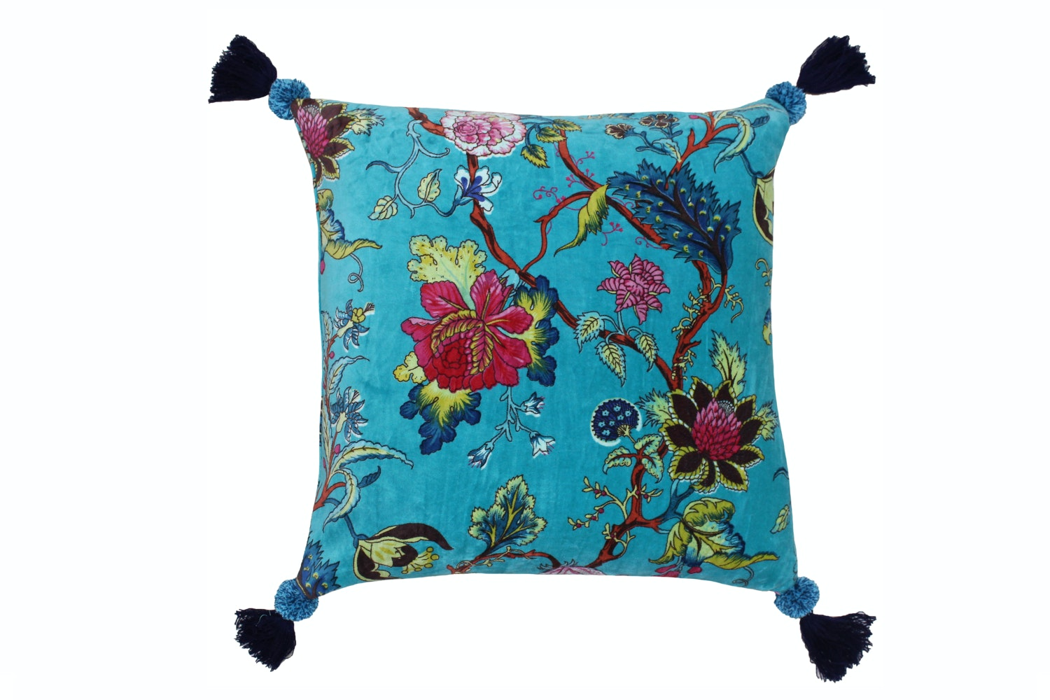 Tree Of Life Feather Filled Cushion
